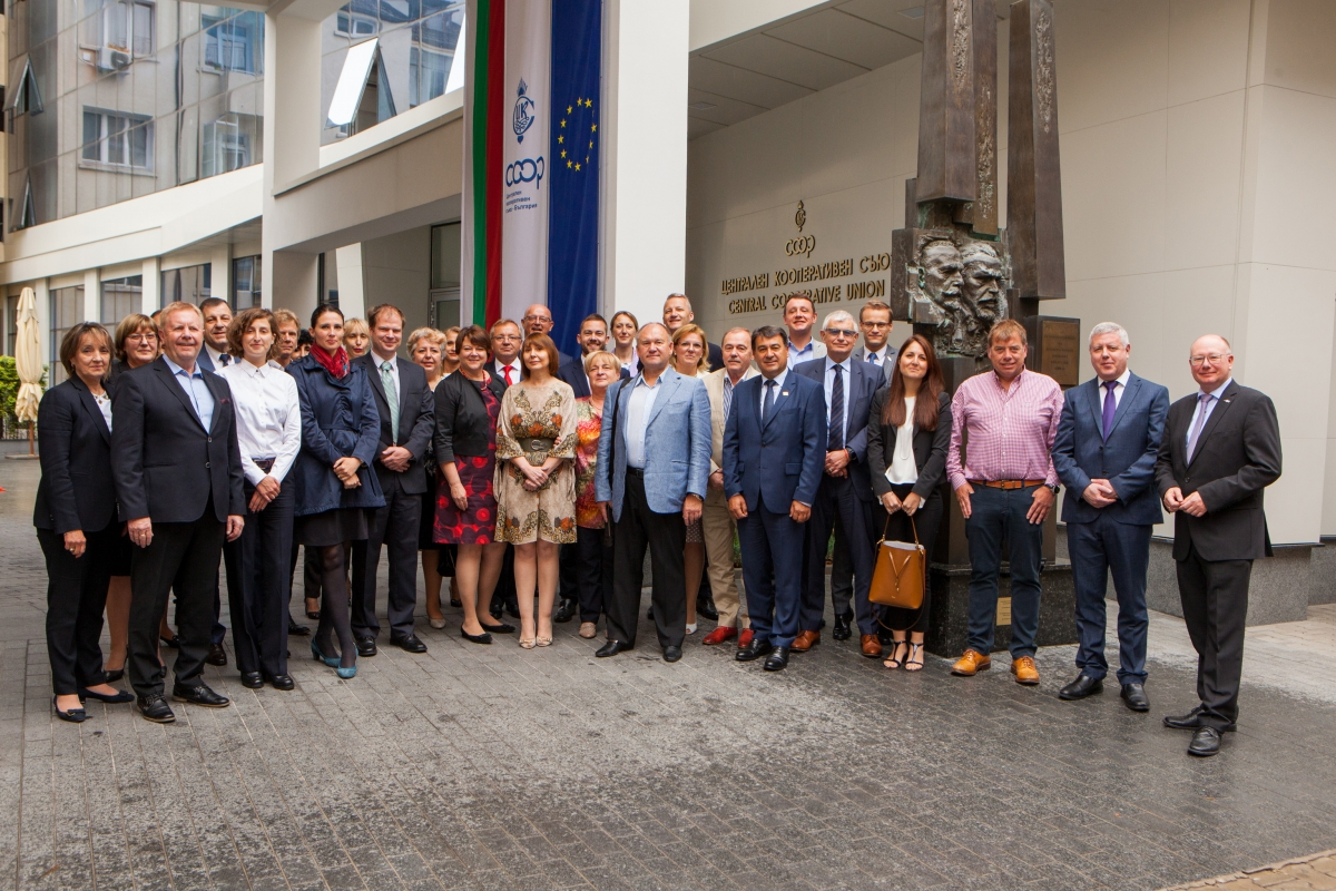 General Assembly Elects new Presidency & Enlarges Euro Coop