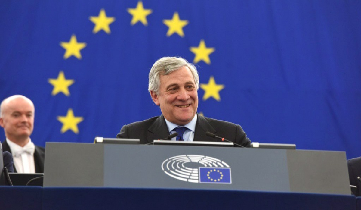 CoopSupporter - President of EU Parliament
